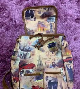 حقيبة باك بناتى
