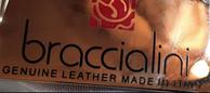 حقيبة braccialini إيطالي اصلي 1