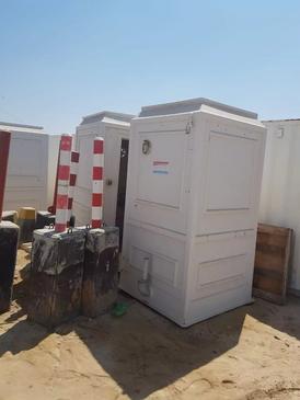 Caravan bathrooms fiberglass