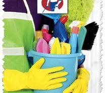 خدمات تنظيف شامل مع التعقيم
