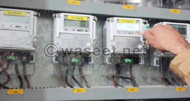 خدمات كهربائية