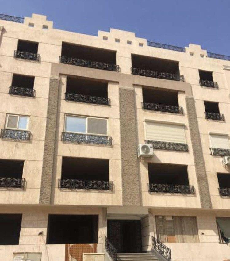 شقة ١٦٠ متر خلف كافور المعادي