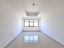 khalifa A apartment ground floor for rent annual