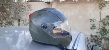Helmet in good condition