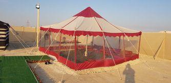 خيام شفافة مناسبة للمنزل و المخيمات