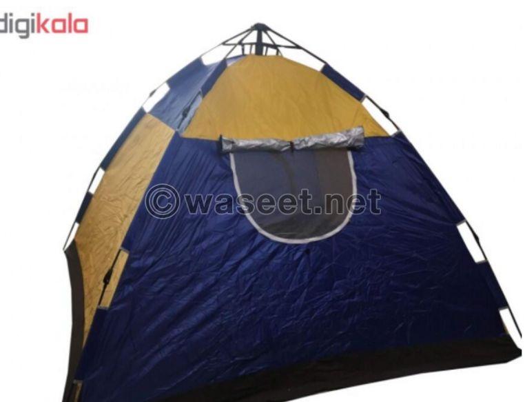 خيمة أوتوماتيكية  للبيع