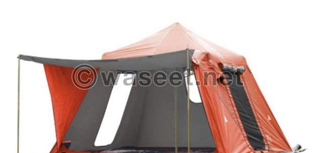 خيمة البيرق القاضي