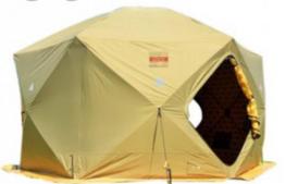 خيمة القاضي ديسكفري