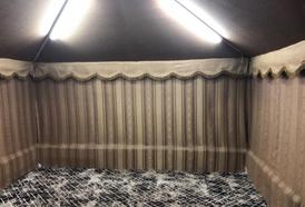 خيمة بحالة جيدة