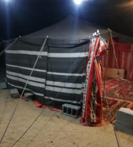 خيمة سوداء للبيع