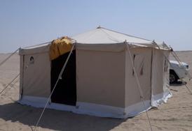 خيمة ٤في٤ ضد الماء