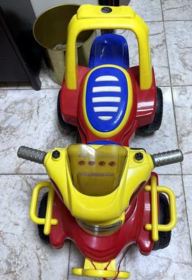 دراجة أطفال بشاحن للبيع