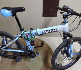 دراجة بحاله جيده للبيع