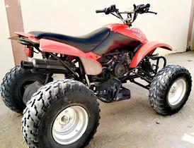 دراجة رباعية 250cc للبيع