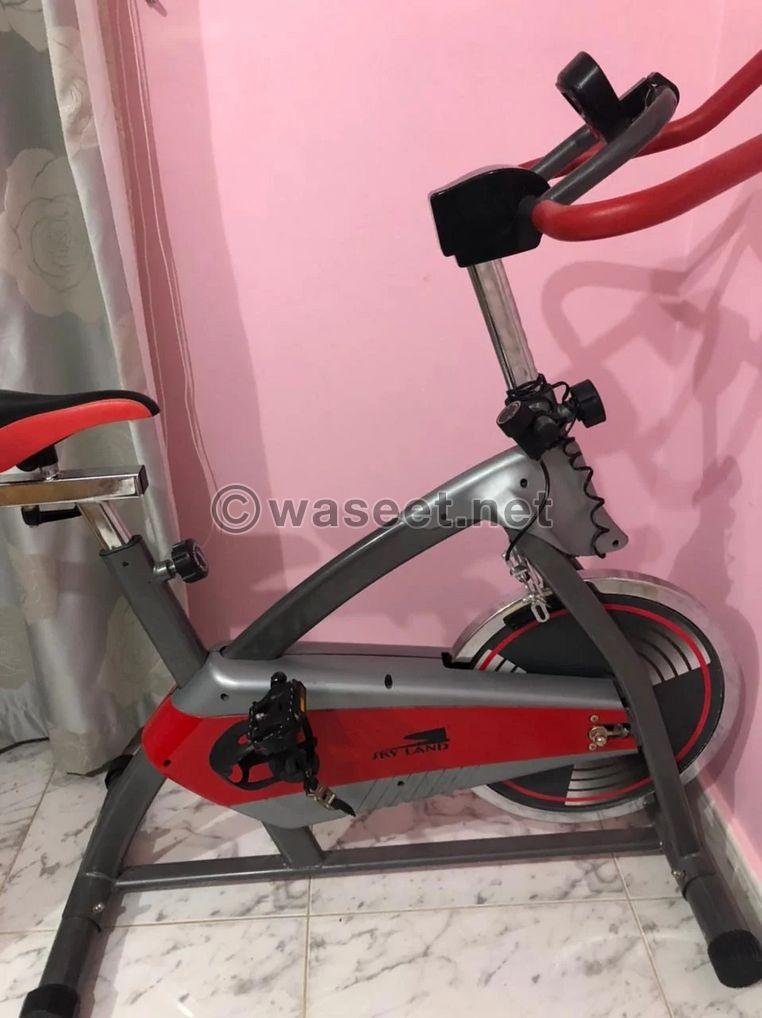 دراجة رياضية للبيع 1