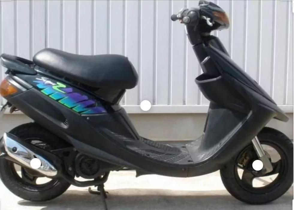 دراجة نارية موديل 2012 للبيع