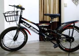 دراجة هوائية كبيرة