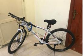 دراجة هوائية 29شبه جديدة