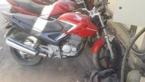 دراجة هوندا 250 cc