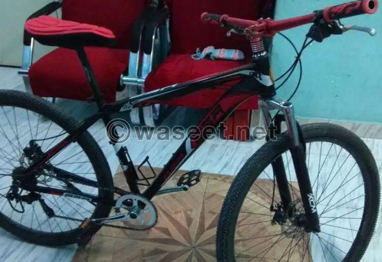 دراجة 29 بوصة