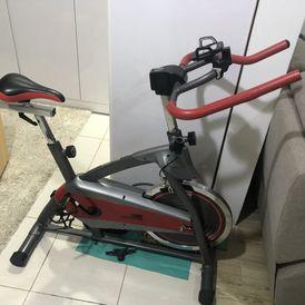 Home sports bike