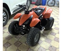 Cobra 100cc bike for sale