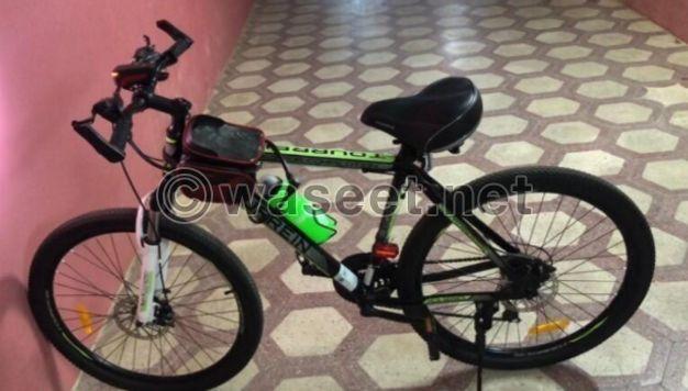 دراجه هوائيه مقاس 26