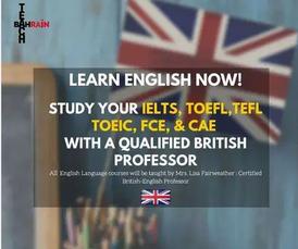 دروس اللغة الإنجليزية مع التدريب على النطق