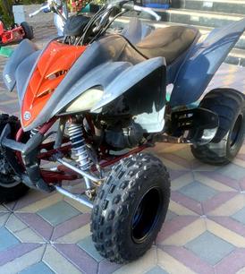 رابتر 350 cc للبيع