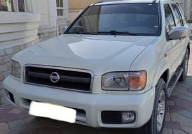 Used Nissan Pathfinder 2002 for sale Cairo