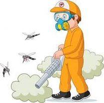 رش ومكافحة الحشرات