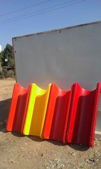 زحاليق للمجمعات الخشبيه  طول 1.30 م ( متر وثلاثون سنتيمتر)...