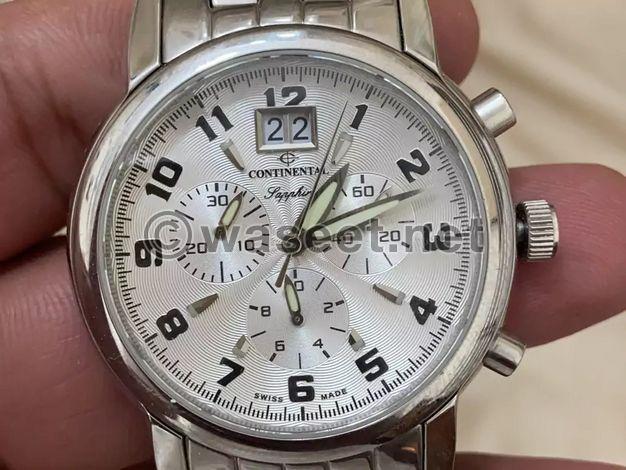 ساعات مستخدمة سويسرية