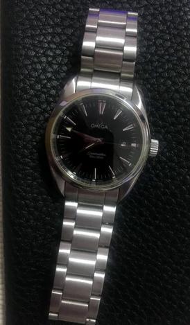 ساعة  أوميغا ساماستر للبيع