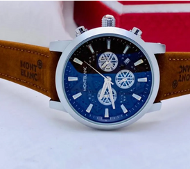 ساعة Mont Blanc للبيع