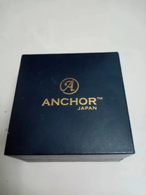ساعتين ماركة anchor japan