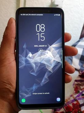 Samsung Galaxy S9 For sale