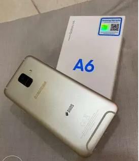 Samsung galaxy A6 excellent 11