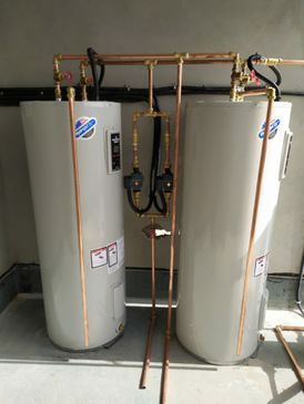 American made heaters with copper pipes