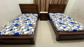 Two beds and a table for sale 12