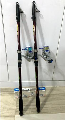 سنارة صيد جديدة