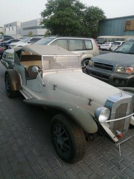 سيارة كلاسيك قديمة