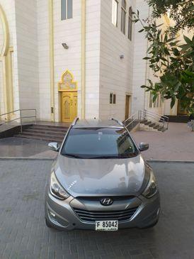 سيارة هيونداى توسان 2015 بحالة الوكالة