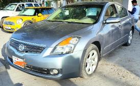 سياره التيما 2009 للبيع
