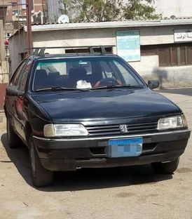 سياره بيجو بيتي للبيع ٤٠٥ موديل ٢٠٠٥