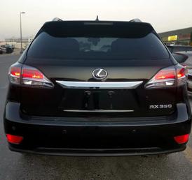 سياره لكزس أر أكس  2015 للبيع