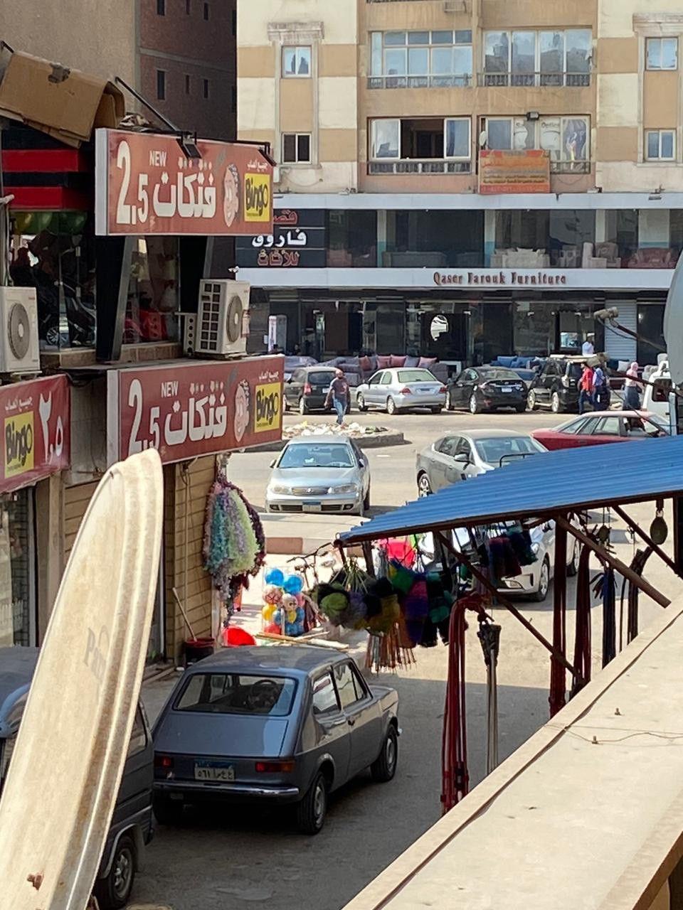شقة للبيع بميدان الحي العاشر