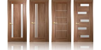 Company installation and work of doors