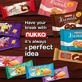 Turkish company for the manufacture of biscuits and confectionery Nlooking for agents