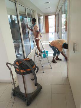 شركة تنظيف وتعقيم وتطهير